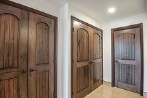 Solid Wood Interior Custom Doors