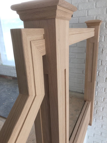 False Stringers with Captive Glass and Shaker Posts_4