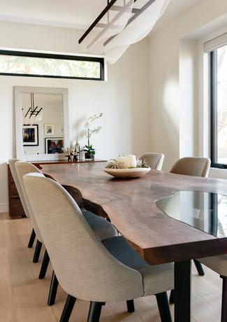 Walnut Slab Table with Inset Glass (6).J