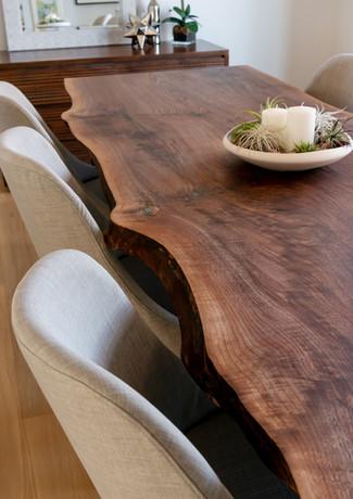 Walnut Slab Table with Inset Glass (7).J