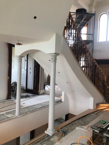 Grand Bifurcated Staircase_4
