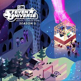 SU Season 5 - Album Cover - Chromosphere