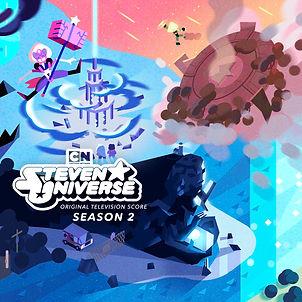 SU Season 2 - Album Cover - Chromosphere