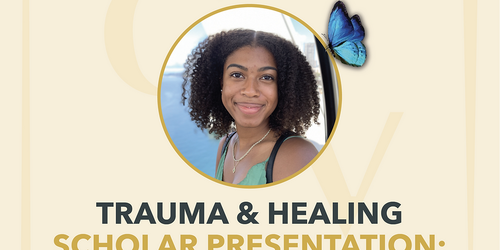 Trauma & Healing Webinar
