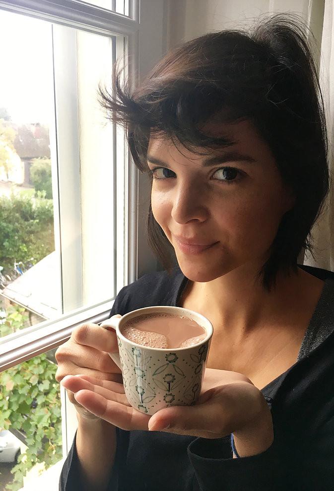 Patricia Schmid Paddy Hot Cocoa