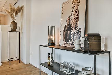 Amstel62 coffee corner