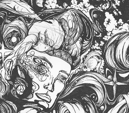 Consciousness PIXY Studio illustration.j