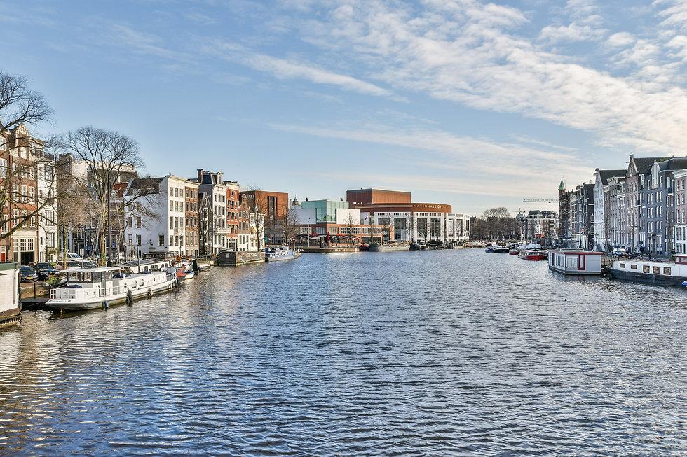 Amsterdam canal views © Amstel62