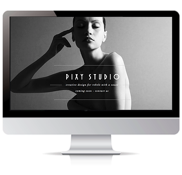 PIXY Studio website