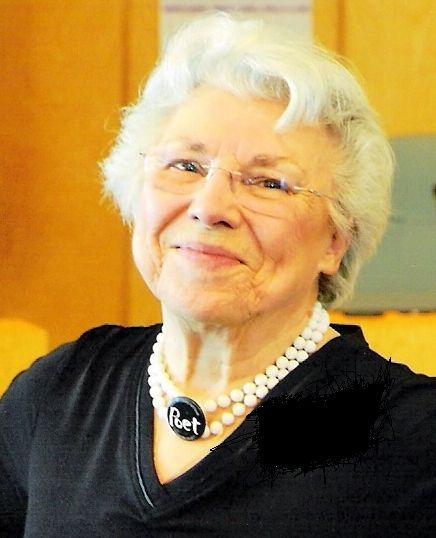 Vilma Olsvary Ginzberg portrait