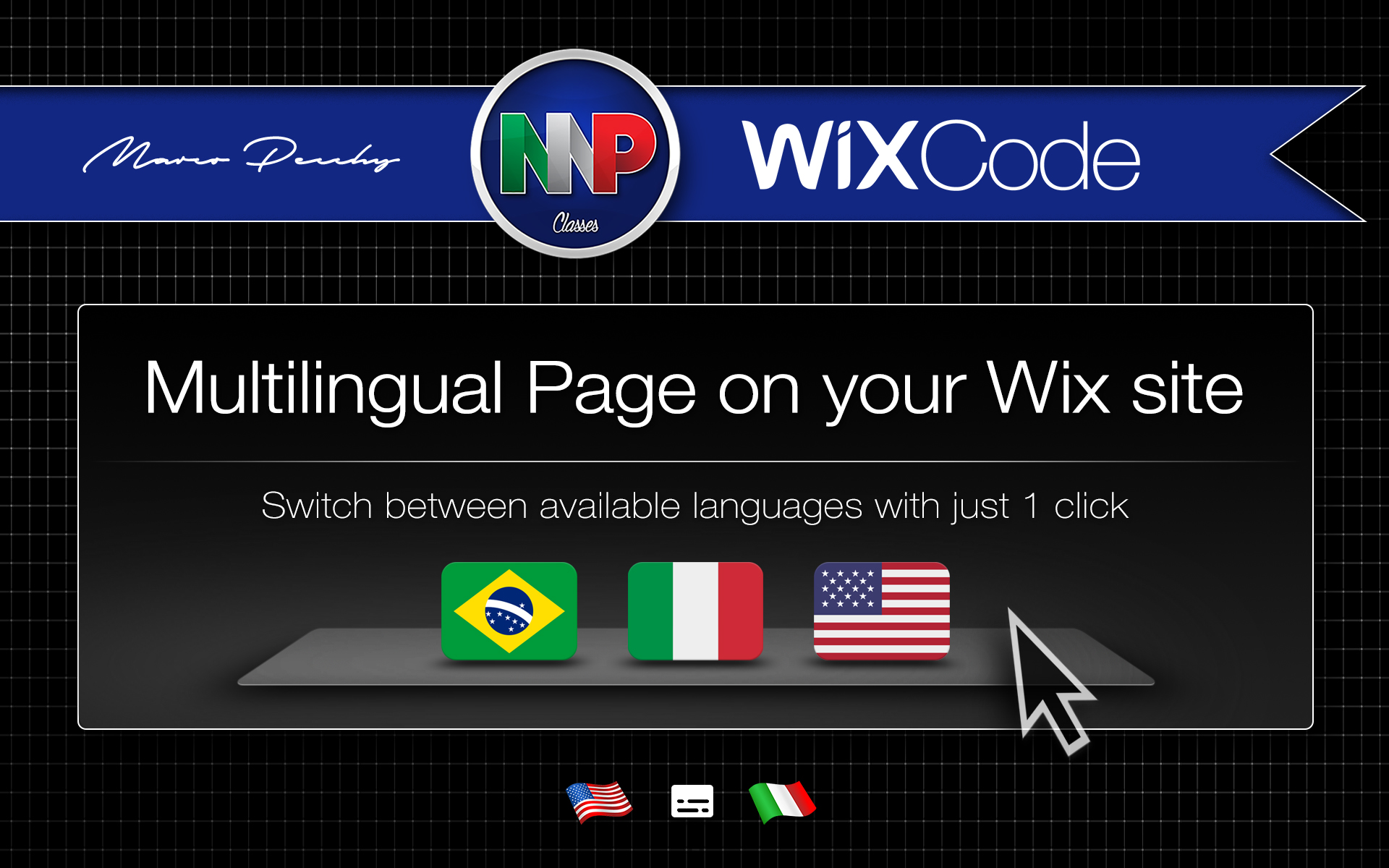 Multilingual Pages on your Wix site