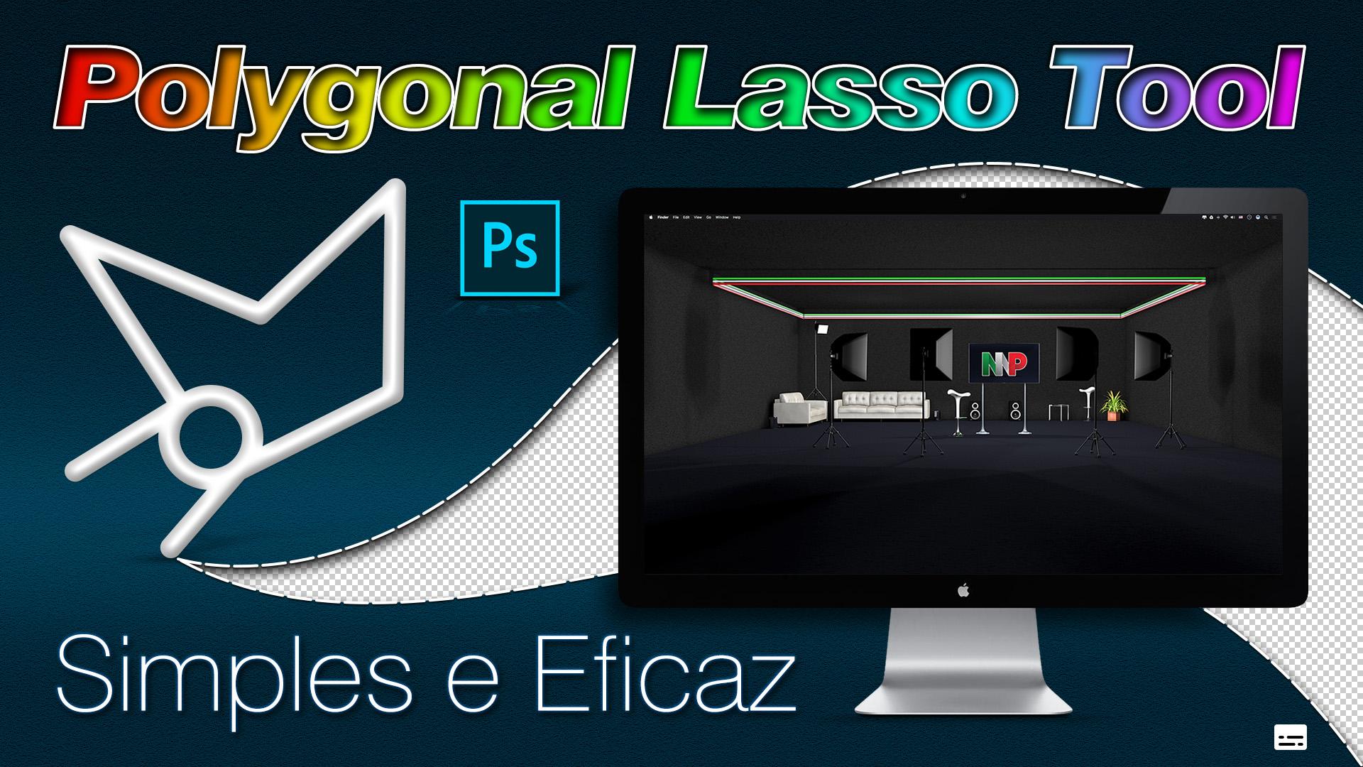 Polygonal Lasso Tool | Photoshop