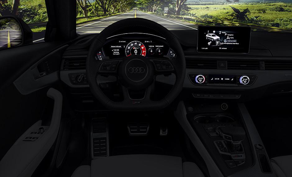 Audi RS 4 | UX (Experiência do Usuário)