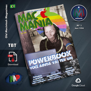 Revista Macmania 001