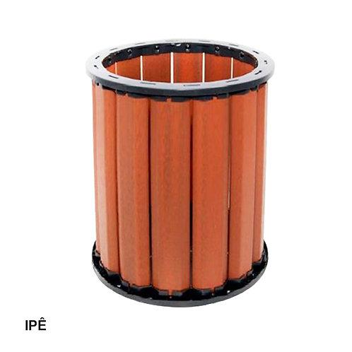 Cachepot em Madeira Plástica 500x700mm.