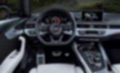 Cockpit Audi RS 4 | Interface Gráfica em UI e UX
