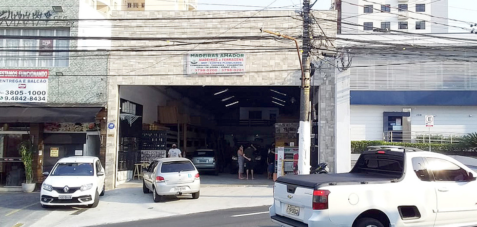 L.Jotas | Madeiras e Ferragens | Loja 02 - Penha - São Paulo