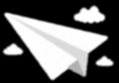 Esta mesma folha de papel dobrada em formato de Avião, pode representar a Experiência do Usuário.