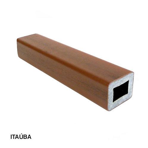 Coluna em Madeira Plástica 40x50x3000mm.