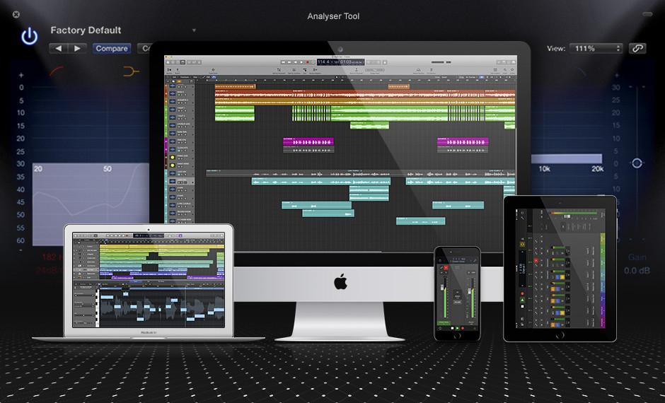 Software de Edição de Áudio | Apple Logic Pro X