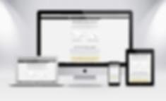 Página do Site Marco Pecchy | Portfólio UI & UX