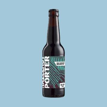 Big Drop Hazelnut Porter 0.5%