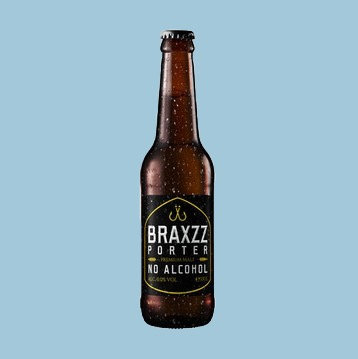 Exclusive: Braxzz Porter Alcohol Free 0.0%