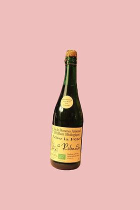 Fransk Pærercider 7o cl 0,o%