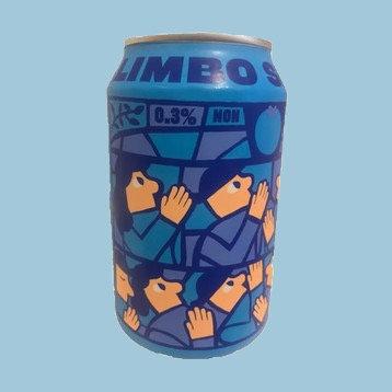 Mikkeller Limbo Blue Berry 0.3%