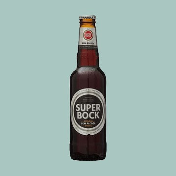 Super Bock Stout 0.5%
