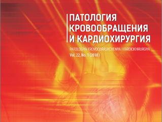Эндохирургическое лечение непароксизмальных форм фибрилляции предсердий в кардиохирургическом отделе