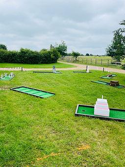dodford manor mini golf