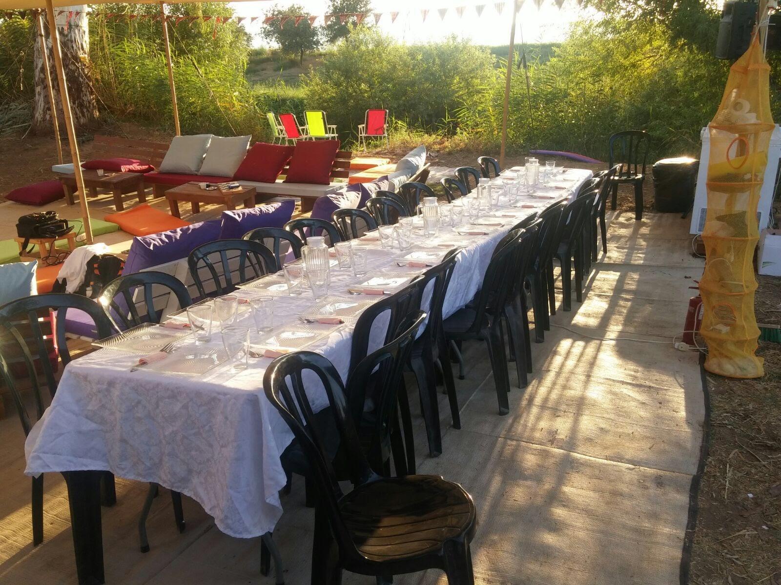קמפינג משפחות