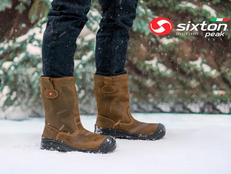 Tips voor werklaarzen tijdens sneeuw!