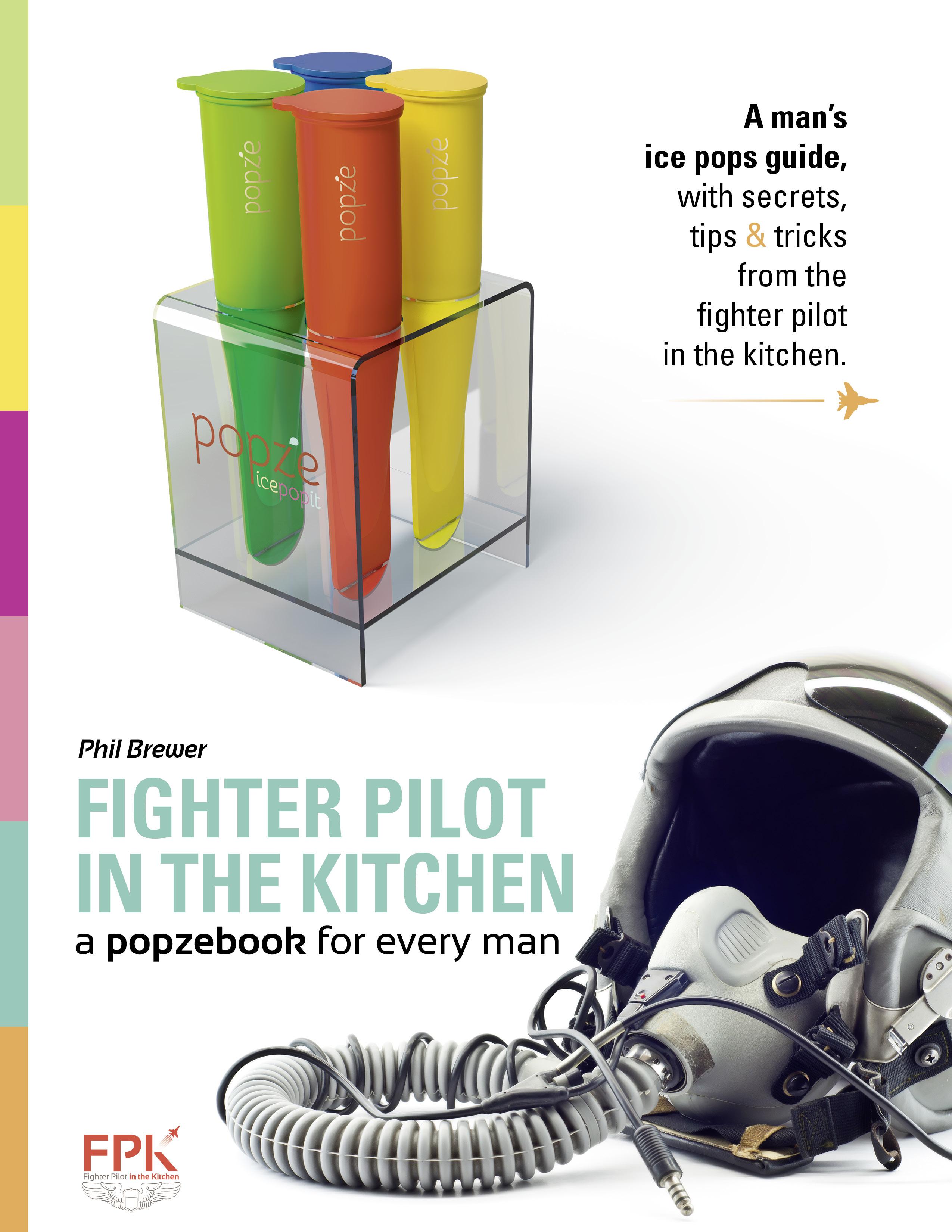 Popzebook - recipes extraordinaire