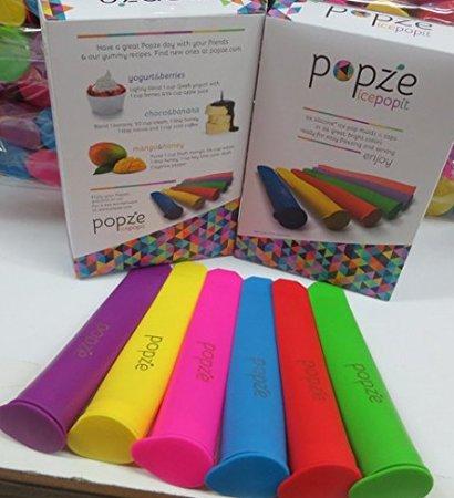 Popze IcePopIt 6 dessert treats