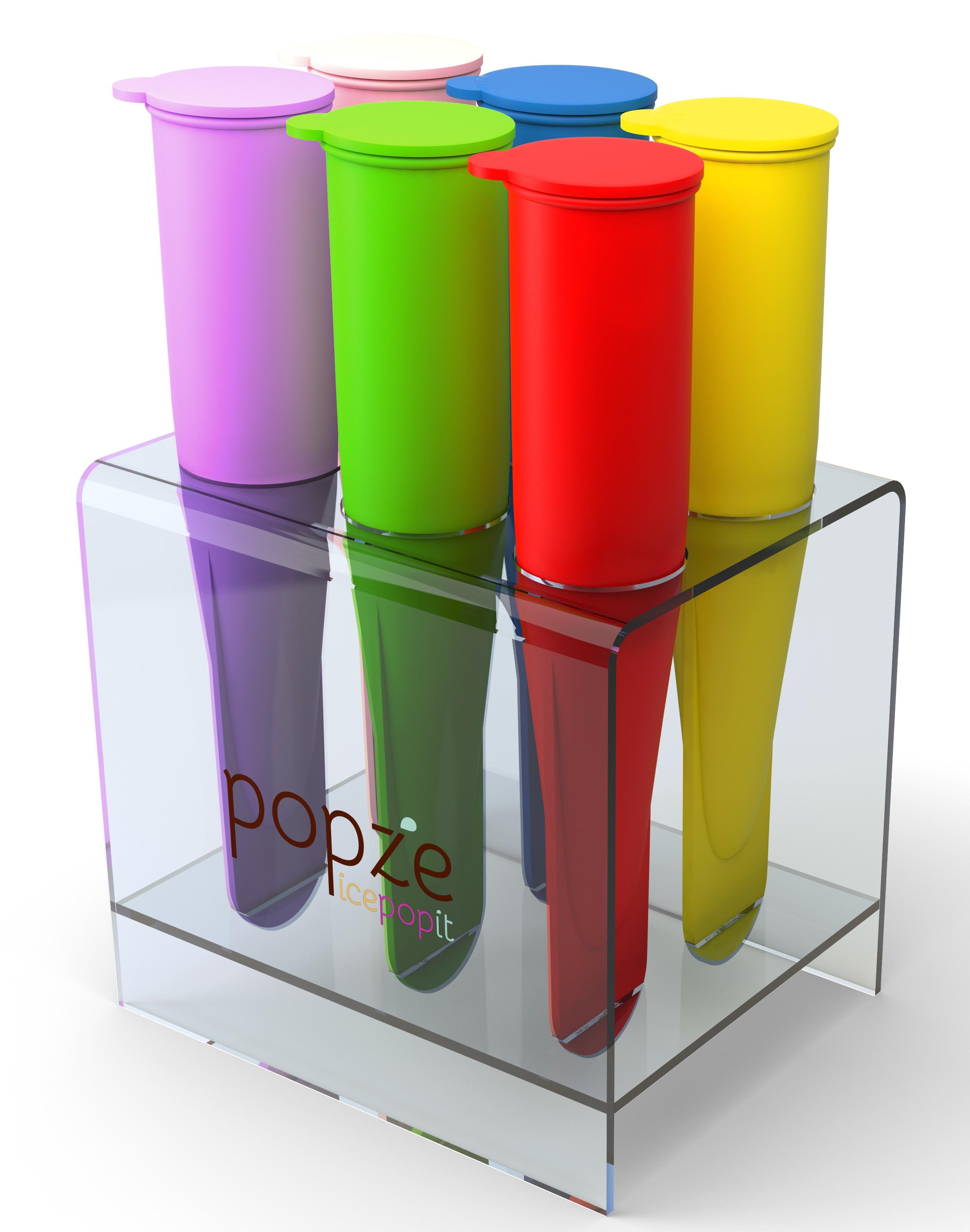 Popze IcePopIt Dessert System