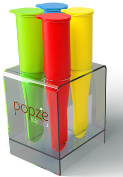 Popze IcePopIt System with Stand