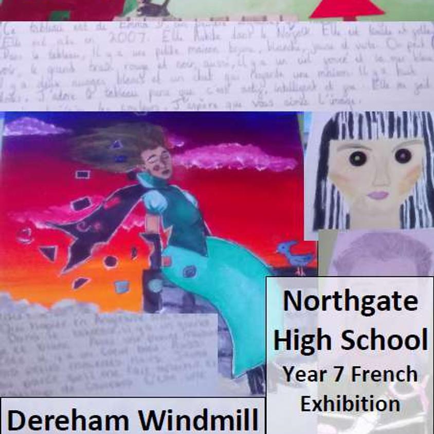 Northgate High School Language Department Exibition