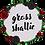 """Thumbnail: Gross Shallie - 1.5"""" wooden pins"""