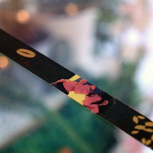 sheith wedding - gold foil washi tape