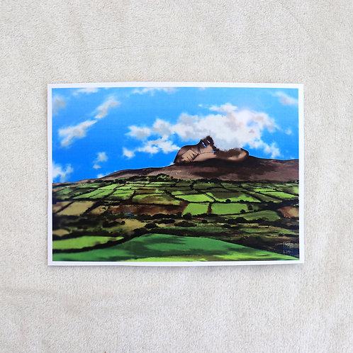 Ireland - A5 print