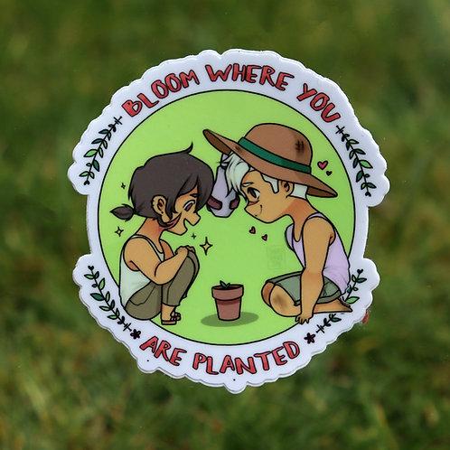 chibi sheith sayings - 3pc sticker set