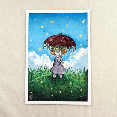 'pollen' - A5 print