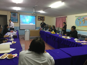 Board Meeting - Non Formal and Informal Education Centre - Thawi Wattana District