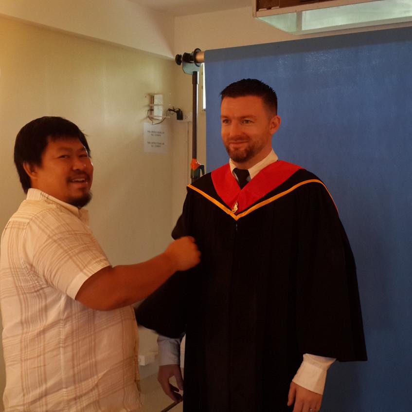 Pre Graduation Event