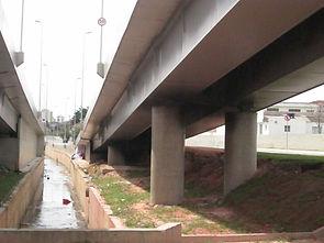 Inspeção de ponte
