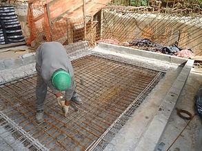Reforço estrutural de laje