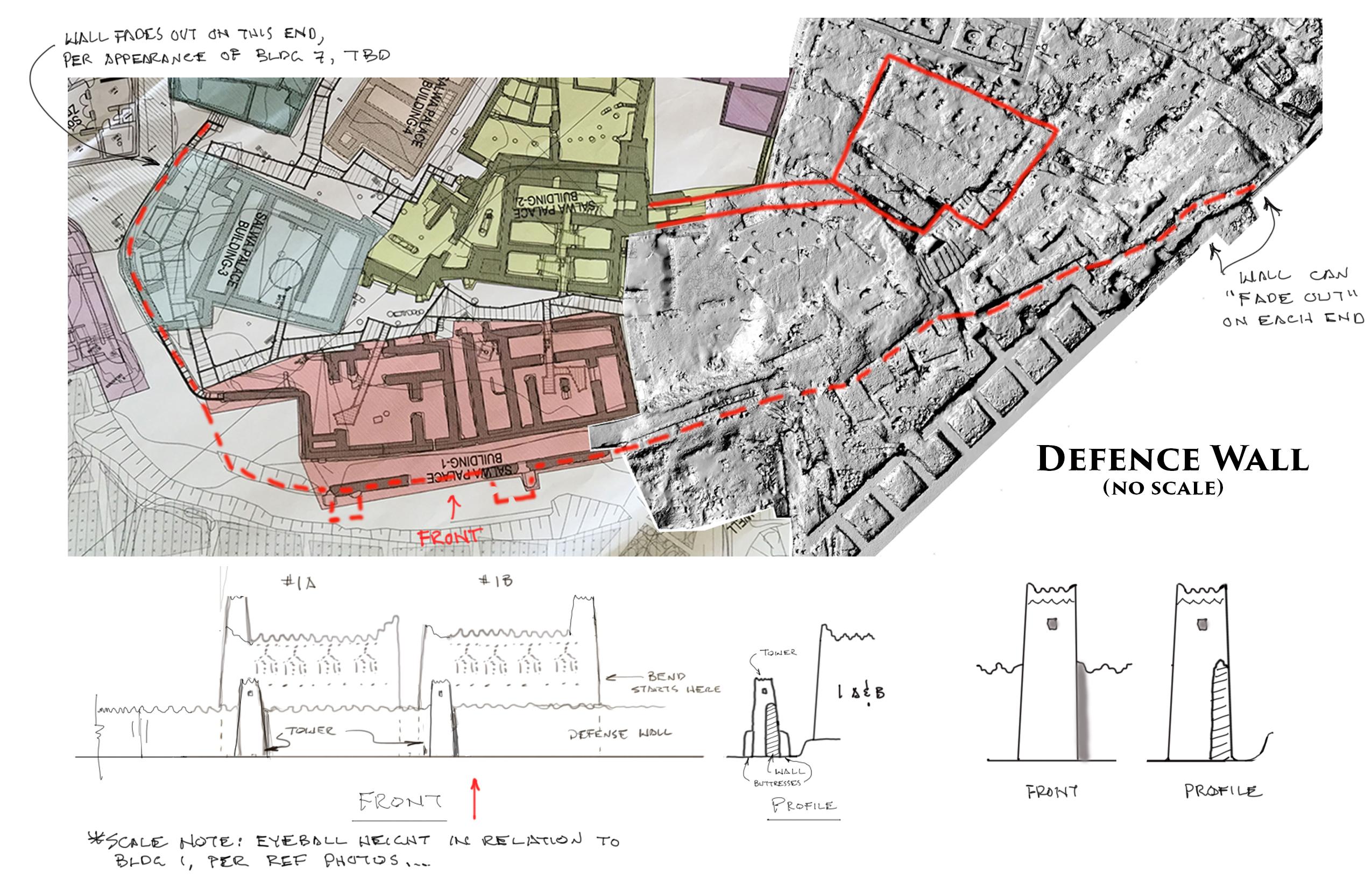 DefenceWall