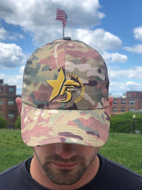 Five Foundation Camo Hats